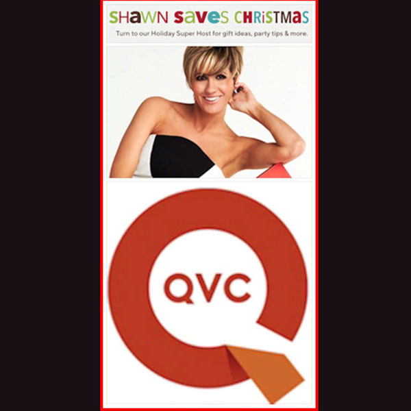 Shawn Saves Christmas QVC